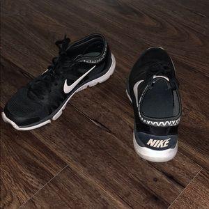 Black Nikes!